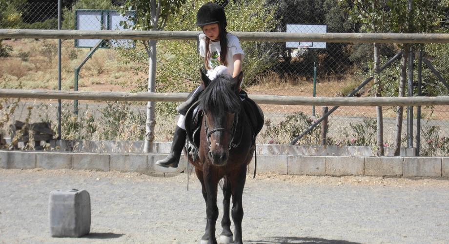 Riding Lessons - Cortijo Las Minas